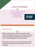 Tablet Salut Enterik