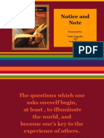note and notice presentation  1