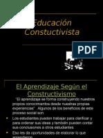 Educación Constuctivista