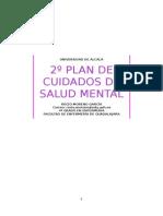 Plan de Cuidados Salud Mental