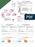Guía de Aprendizaje Volumen 6º