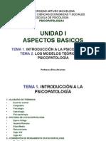 Psicopatologia i Ui