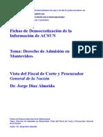 Vista Fiscal Diaz_Derechos de Admisiòn