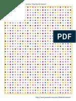 Papel Decorativo Puntitos de Colores Make It Creativee