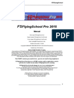 Fs Flying School Manual