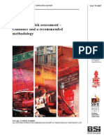 PAS 79-2007 PAS 79 Fire Risk Assessment – Guidance and a Recommended Methodology