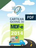 Cartilha Mdfe Nacional Eletronica
