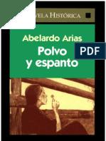 Arias, Abelardo - Polvo y Espanto