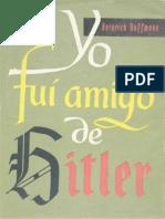 Hoffmann Heinrich - Yo Fui Amigo de Hitler