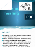 Wound Healing Effect | Colágeno | Curación