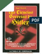 Pennick Nigel - Ciencias Secretas De Hitler.PDF