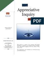 Appreciative Inquiry - Article