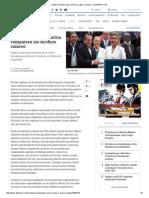 Análisis Unión Europa y América Latina - Europa - ELTIEMPO