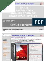 Leccion 10_imprimir y Exportar Imagenes