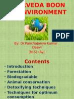 Environment vs Ayurveda