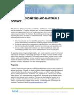 ChemE Materials