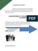 Orientación vocacional (1)