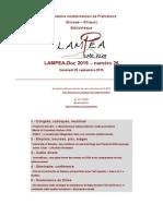 LAMPEA-Doc 2015 – numéro 26 / Vendredi 25 septembre 2015
