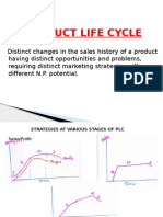 3. Product Life Cycle