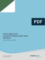 Kaltgewalztes Stahlband Allgemein E 08092011