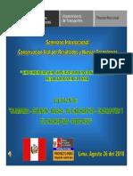 Ing_ Federico Torres Leal - Experiencias en Supervisión de Contratos Por Resultados en El Perú