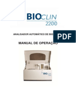 Manual Bioclin 2200 vs 02