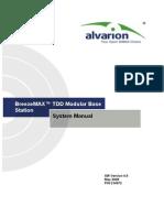 BreezeMAX TDD Ver.4.5 Modular BST System Manual_080513