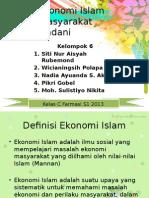 Sistem Ekonomi Islam-Kel6