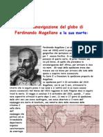 La Circunavigazione Del Globo Di Ferdinando Magellano e La Sua Morte