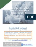 ARPA 2015 INVENTARIO EMISSIONI IN SICILIA Presentazione_Abita