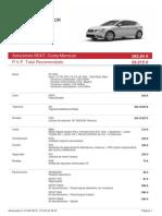 Seat Leon 1.6 Tdi Cr 110 Cv 81 Kw Style V
