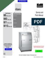 Autoclave - Midmark - M11 - Manual de Servicio y Partes