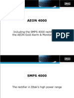 Aeon 4000 Incl Smps 4000 Aeon Gold Ppt