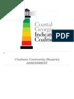 Coastal Georgia Indicators Coalition blueprint update presentation
