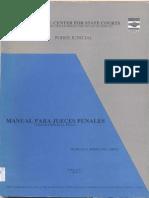 Manual Para Jueces Penales