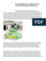 Evaluación De La Incertidumbre De La Calibración De Densímetros Digitales Con Materiales De Referencia Certificados.