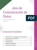 Protocolos de Comunicación de Datos1