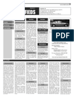 Claremont COURIER Classifieds 9-25-15