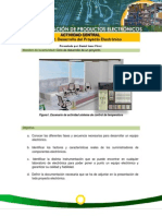 Desarrollo de montaje de un sistema electrico con todos sus requerimientos tecnicos Actividad Daniel Perez