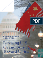Revising US Grand Strategy Toward China -Tellis_Blackwill