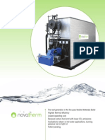 Brochure, EVoFlex, High Pressure Steam, En, 4 Pages, Oct12