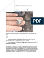 Enterramiento de La Tradición Tumbas de Tiro Al Sur de Sinaloa