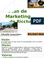 Marketing Turistico Hotelero
