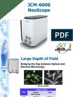 JCM-6000-Presentación