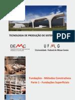 Fundações - Geral - EMC559
