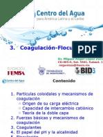 Coagulación Floculación presentación