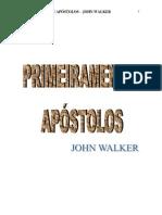 Primeiramente Apóstolos