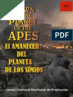 """Dossier """"El Amanecer del Planeta de los Simios"""""""