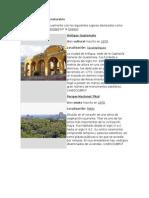 Bienes Culturales y Naturales Biografias Compositores y Canciones Guatemala