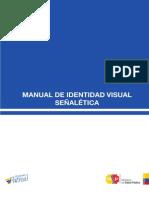 Manual de Senaletica Msp